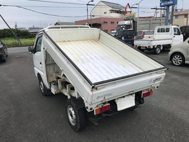 ダンプ 4WD MT 2名乗り(8枚目)