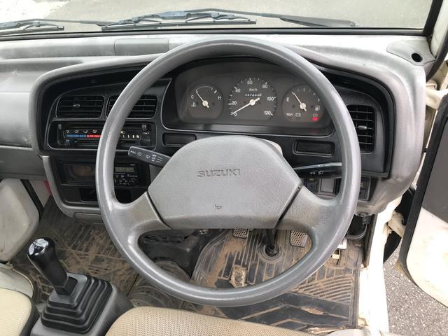 ダンプ 4WD MT 2名乗り(18枚目)