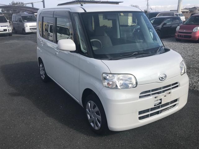 「ダイハツ」「タント」「コンパクトカー」「静岡県」の中古車3