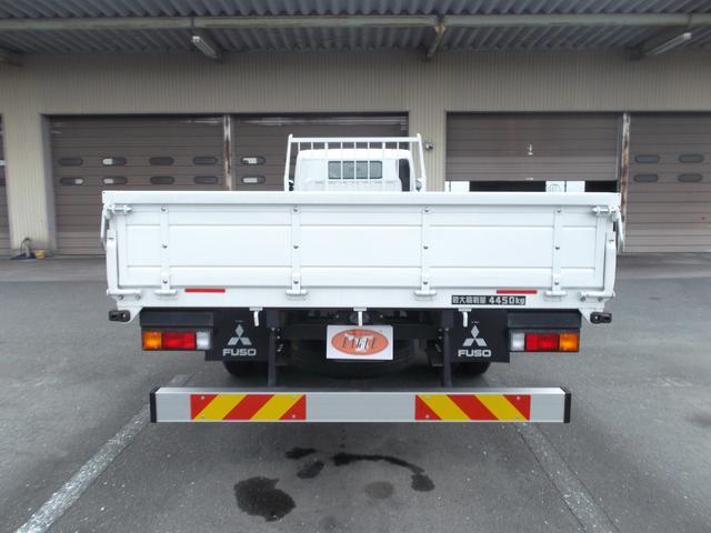 三菱ふそう キャンター 超々ロング・高床 EX3.0ディーゼルターボ
