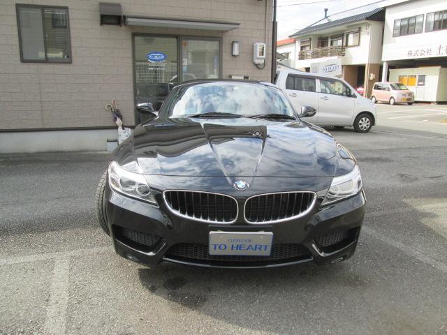 BMW BMW Z4 sDrive20i Mスポーツ レッドレザー 純正ナビ TV