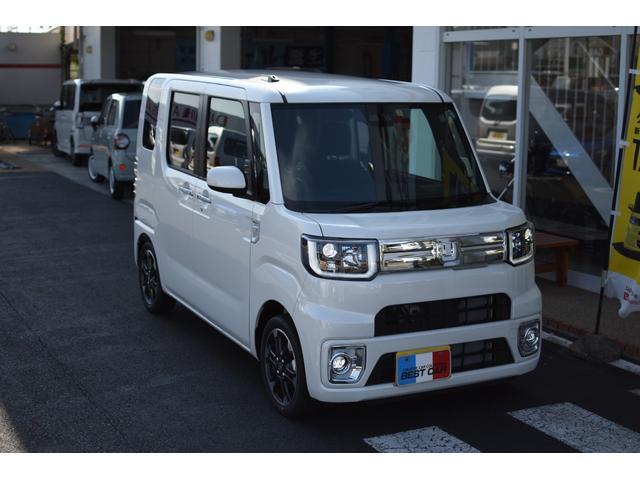 「ダイハツ」「ウェイク」「コンパクトカー」「静岡県」の中古車43