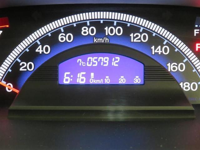 G ジャストセレクション フルセグ HDDナビ DVD再生 バックカメラ ETC 両側電動スライド HIDヘッドライト ウオークスルー 乗車定員6人 3列シート 記録簿(9枚目)