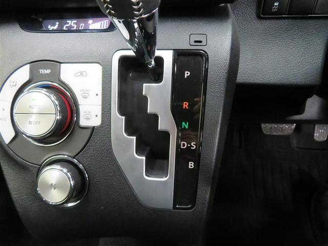 ファンベースG ワンセグ メモリーナビ バックカメラ 衝突被害軽減システム ETC 両側電動スライド ウオークスルー 3列シート 記録簿 アイドリングストップ(13枚目)