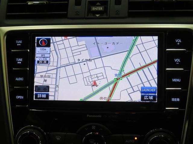 1.6GTアイサイト 4WD フルセグ メモリーナビ DVD再生 衝突被害軽減システム ETC LEDヘッドランプ 記録簿 アイドリングストップ(9枚目)