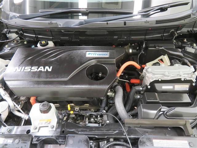 XHV BーETR エマB 4WD フルセグ メモリーナビ DVD再生 バックカメラ 衝突被害軽減システム ETC ドラレコ LEDヘッドランプ 記録簿(18枚目)
