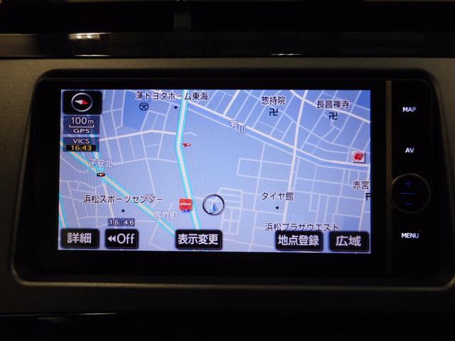 トヨタ プリウス Sマイコーデ 純正HDDナビ フルセグテレビ 1年保証