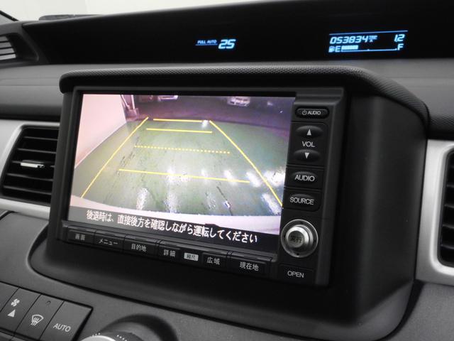 ホンダ ステップワゴン スパーダS HDDナビ スマートスタイルED 1年保証