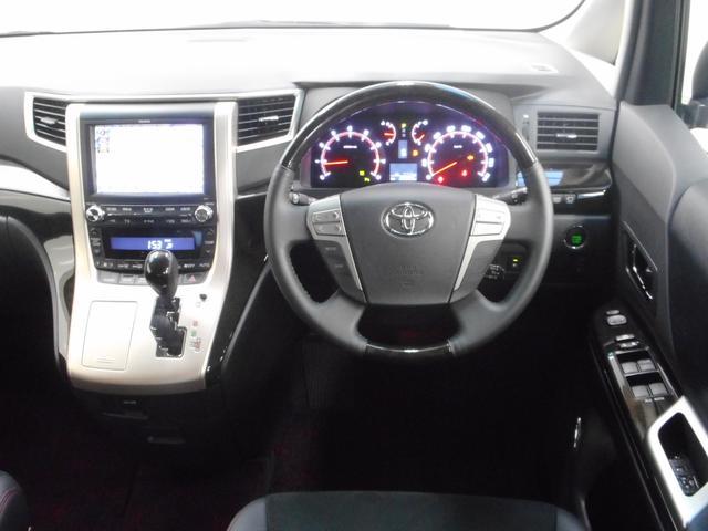トヨタ ヴェルファイア 2.4Z ゴールデンアイズ 純正HDDナビ 1年保証