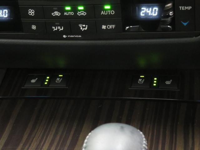 シートヒーター・シートエアコンは快適ドライブの強い味方♪ぜひ実際にお試しいただき、良さを実感してください!