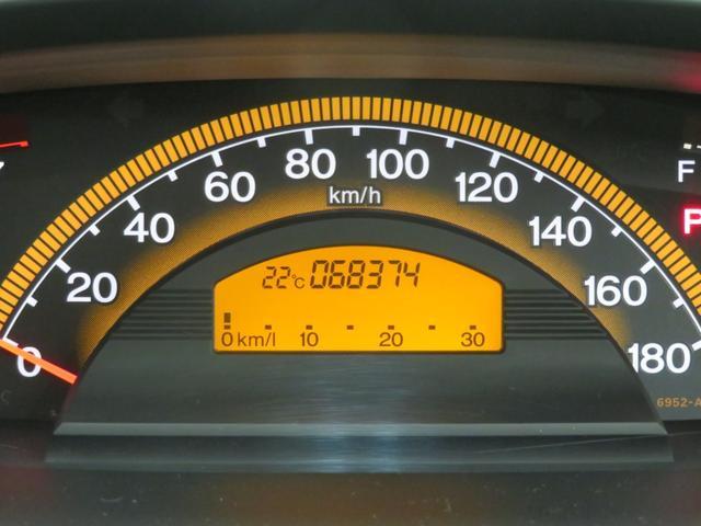走行距離はご覧のとおりです。これからも長く乗っていただけるようにご納車前にはしっかりと点検整備致します!