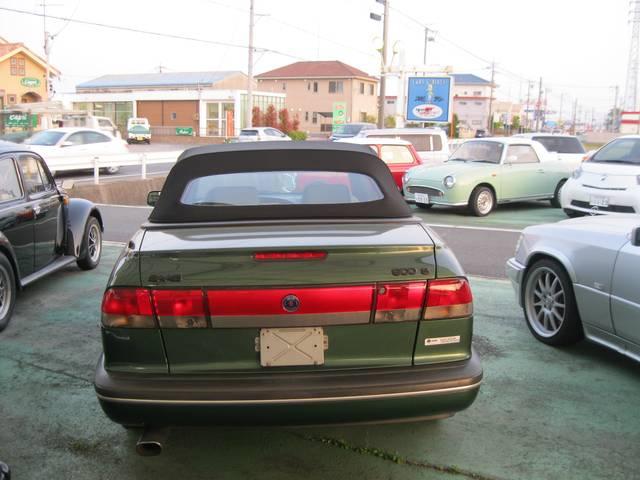 「サーブ」「900シリーズ」「オープンカー」「静岡県」の中古車3