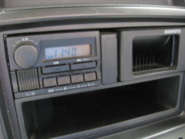 ダイハツ ハイゼットトラック エアコン付き 5速