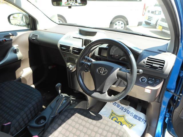 トヨタ iQ 100G ワンオーナー キーフリー ETC