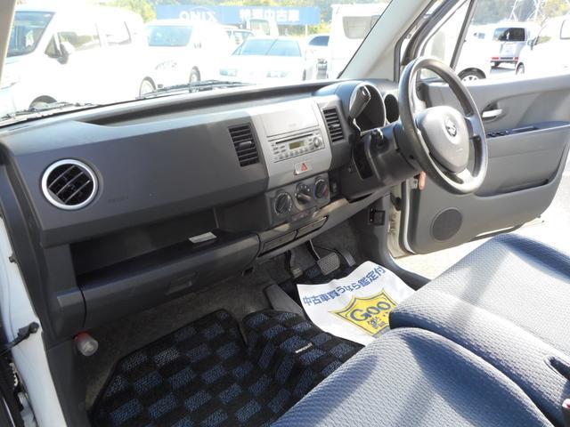 スズキ ワゴンR FX キーレス エアコン パワーウインド