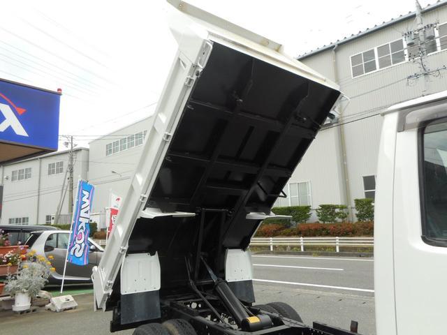 強化ダンプフルスーパーローDX 全塗装済 AT 2トン(12枚目)