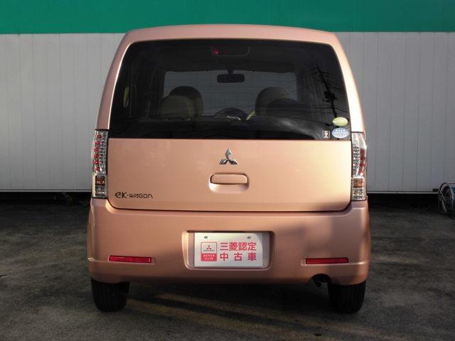 三菱 eKワゴン 660 MX CDデッキ キーレス ベンチシート