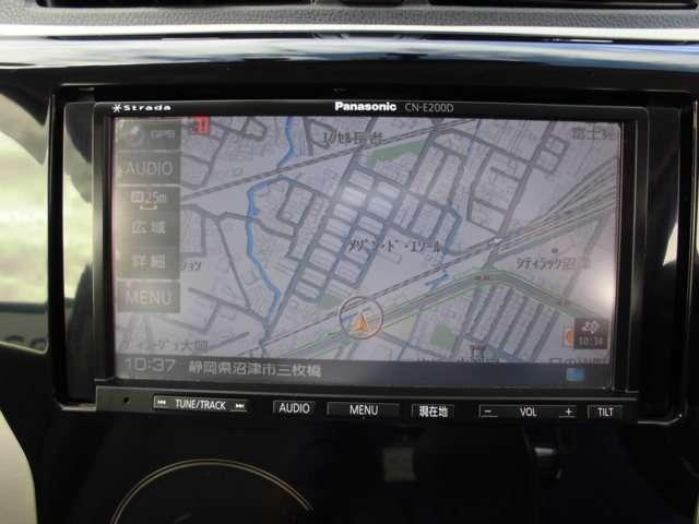 G ワンセグナビ バックカメラ ETC フロントドライブデコーダー ワンプッシュスタート キーフリー(9枚目)
