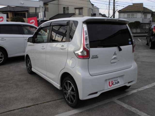 Tセーフティパッケージ 2WDターボ ワンセグナビ ETC シートヒーター HIDライト・・・三菱認定プレミアム保証対象車 車検整備付きになります。(8枚目)