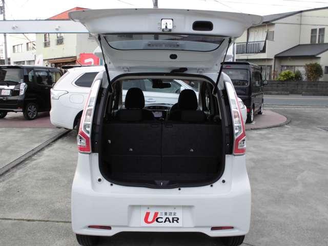 Tセーフティパッケージ 2WDターボ ワンセグナビ ETC シートヒーター HIDライト・・・三菱認定プレミアム保証対象車 車検整備付きになります。(9枚目)
