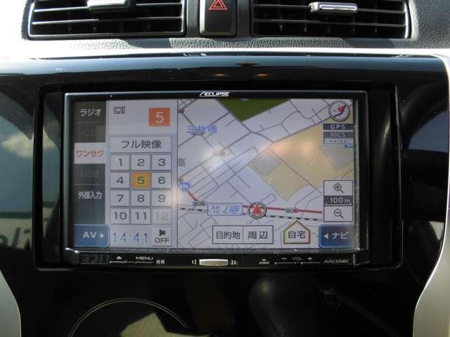 M ワンセグナビ ETC キーレス・・・前歴レンタカーです。車検整備付き 保証1年間付き(14枚目)