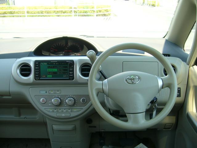 トヨタ ポルテ 130i Cパッケージ パワースライドドア スマートキー