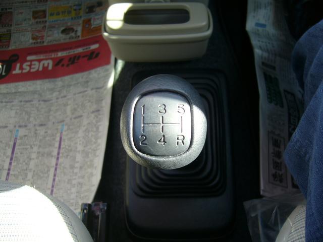 日産 オッティ S ワンオーナー 禁煙車 5速マニュアル キーレス