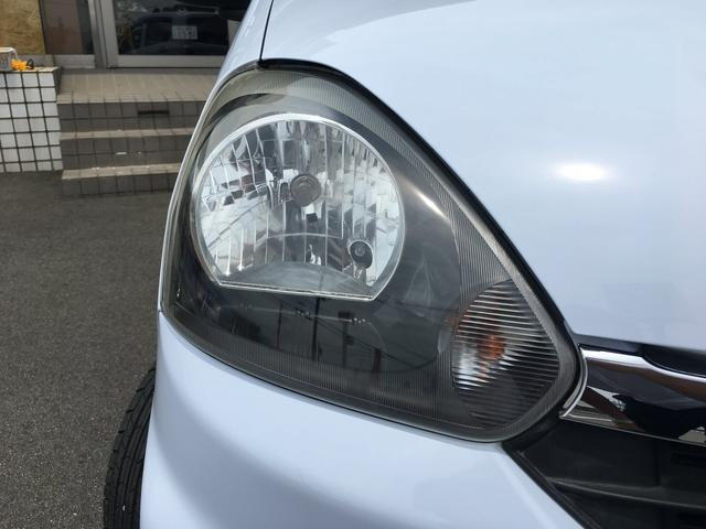 「ダイハツ」「ミライース」「軽自動車」「静岡県」の中古車3