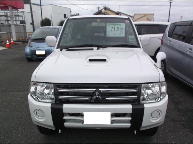 「三菱」「パジェロミニ」「コンパクトカー」「静岡県」の中古車2