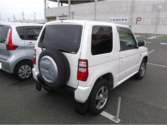 「三菱」「パジェロミニ」「コンパクトカー」「静岡県」の中古車5