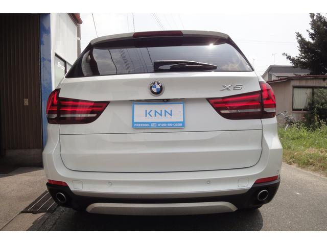 BMW BMW X5 xDrive 35d xラインセレクトP ブラウンレザー