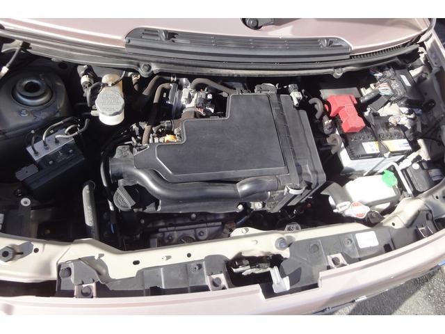 X オートエアコン HIDライト 禁煙車 タイヤ4本新品 バッテリー新品 グー鑑定済み車(34枚目)