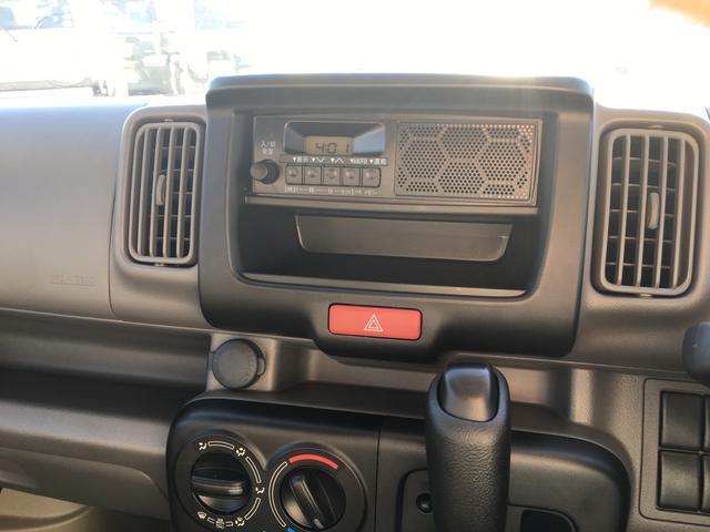 日産 NV100クリッパーバン DX 5速オートギアシフト 2速発進モード付き ちょい乗り車