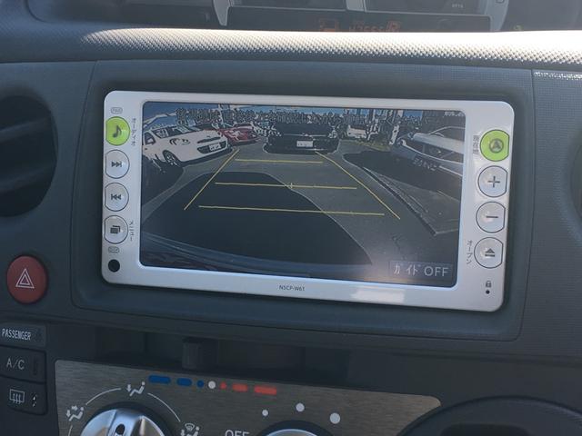 トヨタ シエンタ X Lパッケージ SDナビ バックカメラ 左側パワースライド