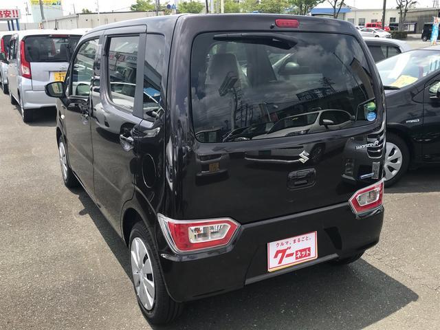 ハイブリッドFX 軽自動車 CVT ワンオーナー エアコン(8枚目)