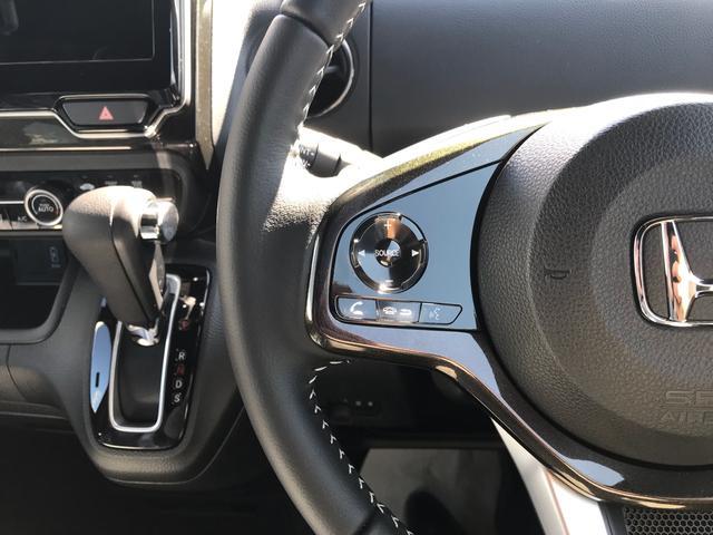 ホンダ N BOXカスタム G・Lターボホンダセンシング 届出済未使用車 ETC LED