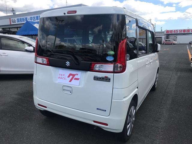 「スズキ」「スペーシア」「コンパクトカー」「静岡県」の中古車6