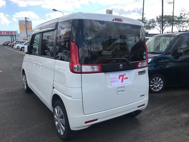 「スズキ」「スペーシア」「コンパクトカー」「静岡県」の中古車8