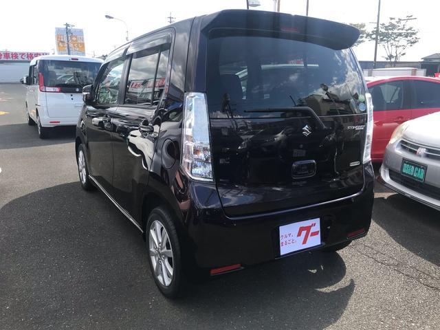 「スズキ」「ワゴンRスティングレー」「コンパクトカー」「静岡県」の中古車9