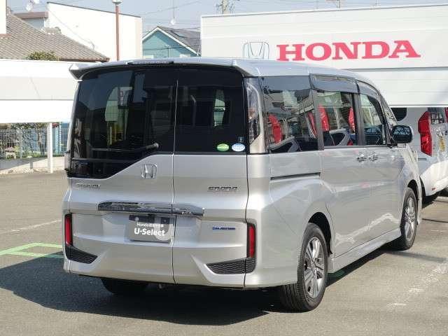 スパーダハイブリッド G ホンダセンシング ナビ ETC 安全運転支援装置 Hondaセンシング ETC オートエアコン LEDヘッドライト ドライブレコーダ 両側電動スライドドア メモリーナビ バックカメラ(2枚目)