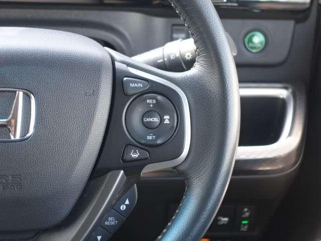 スパーダハイブリッド G ホンダセンシング ナビ ETC 安全運転支援装置 Hondaセンシング ETC オートエアコン LEDヘッドライト ドライブレコーダ 両側電動スライドドア メモリーナビ バックカメラ(9枚目)