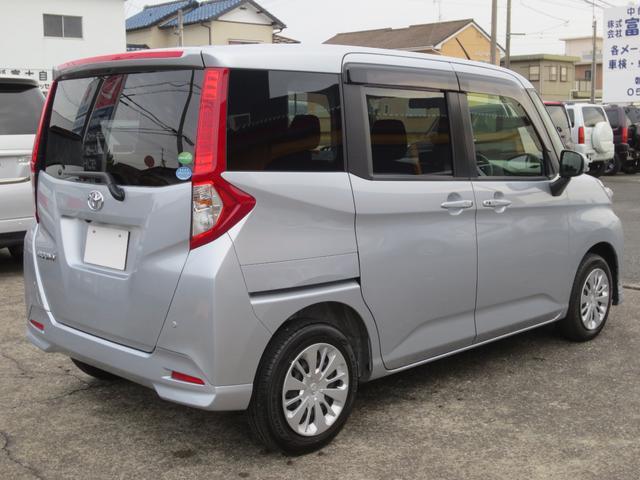 「トヨタ」「ルーミー」「ミニバン・ワンボックス」「静岡県」の中古車8