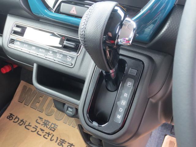 ハイブリッドXターボ 届出済未使用車 全方位モニター付9インチメモリーナビ フルセグ/DVD/CD/スマホ連携/BT スズキセーフティサポート.衝突被害軽減B/前後誤発進抑制/車線逸脱抑制/ACC/標識認識  LEDヘッド(11枚目)