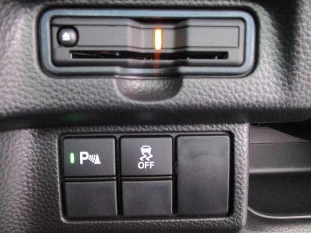 Lターボ MC後 元試乗車 ホンダセンシング ギャザズナビ Bカメラ ETC フルセグ DVD CD録音 Bluetooth リア席シートバックルテーブル リア席シェード 追突軽減ブレーキ 新車保証継承(3枚目)