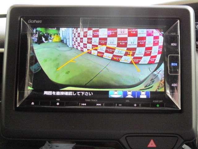Lターボ MC後 元試乗車 ホンダセンシング ギャザズナビ Bカメラ ETC フルセグ DVD CD録音 Bluetooth リア席シートバックルテーブル リア席シェード 追突軽減ブレーキ 新車保証継承(13枚目)