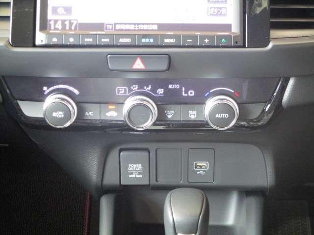 e:HEVホーム 元試乗車 ギャザズナビ Bカメラ フルセグ DVD再生 Bluetooth接続 LEDヘッドライト 追突軽減ブレーキ アダクティブクルーズコントロール ホンダコネクト 禁煙車 新車保証継承(8枚目)