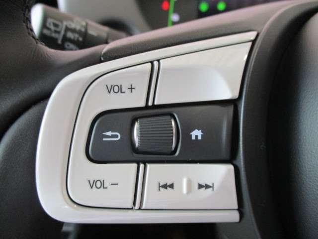 e:HEVホーム 元試乗車 ギャザズナビ Bカメラ フルセグ DVD再生 Bluetooth接続 LEDヘッドライト 追突軽減ブレーキ アダクティブクルーズコントロール ホンダコネクト 禁煙車 新車保証継承(10枚目)