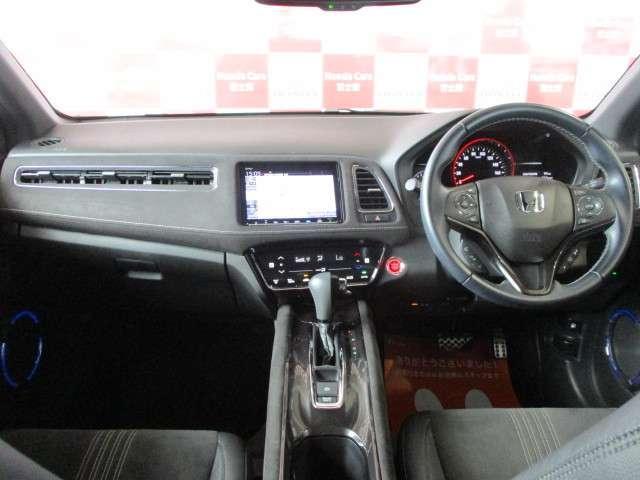 RS・ホンダセンシング ギャザズ8インチナビ Bカメラ ETC フルセグ DVD再生 CD録音 Bluetooth接続 USB接続 シートヒーター 追突軽減ブレーキ スマートキー サイドカーテンエアバッグ ワンオーナー(12枚目)