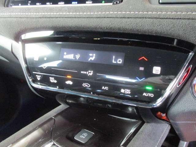 RS・ホンダセンシング ギャザズ8インチナビ Bカメラ ETC フルセグ DVD再生 CD録音 Bluetooth接続 USB接続 シートヒーター 追突軽減ブレーキ スマートキー サイドカーテンエアバッグ ワンオーナー(16枚目)