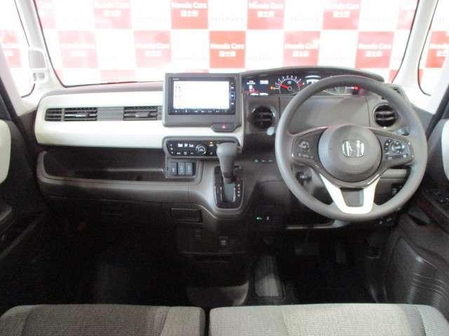 L MC後 元試乗車 ホンダセンシング ギャザズナビ Bカメラ ETC フルセグ DVD再生 CD録音 Bluetooth接続 リア席シートバックルテーブル リア席シェード 追突軽減ブレーキ 新車保証継承(15枚目)